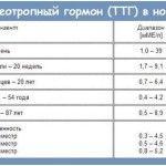 TSH OK - Stolní