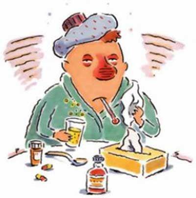 Rýchlo a ľahko liečiť prechladnutie