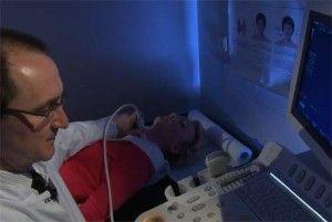 Identifikacija komponenti pomoću ultrazvuka