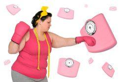 Debelost - eden od vzrokov za materničnega vratu prolapsa