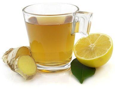 Bea cu lamaie ghimbir și miere