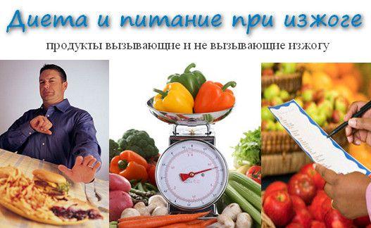 Dieta a výživa pro pálení žáhy
