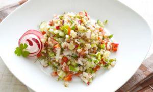 Dietní salát rozdmýchala 10 receptů