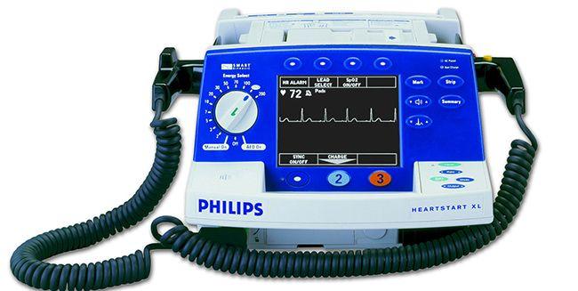 Početna defibrilatori heartstart