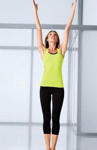 Dechová cvičení na hubnutí