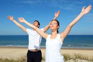 Dechová cvičení u astmatu