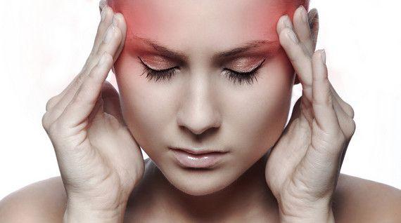 Glavobolja, zatezanje mišića