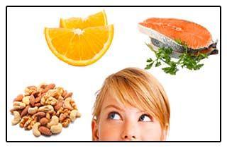 Správné úrovně výživy dlyasnizheniya kortizolu - koláž