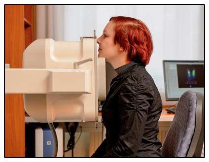 Scintigrafia štítnej žľazy - foto