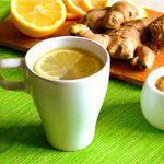 Ginger čaj - skvělý nástroj pro hubnutí