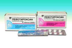 levotiroksina