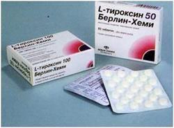 L-tyroxin