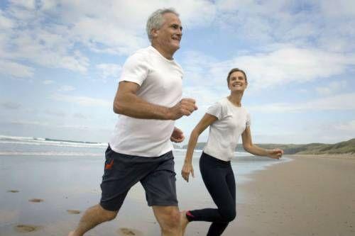 jogging starije osobe