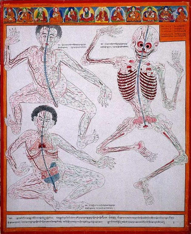 Bloodletting v tibetskej medicíny