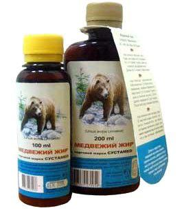 Ljekovita svojstva medvjeda masti i njegova primjena u liječenju