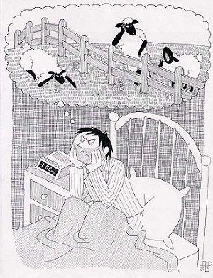 Tibetská medicína liečba nespavosti