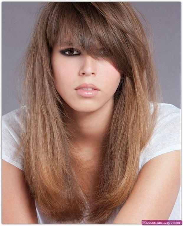 Šminke za adolescenti: Primjer №2