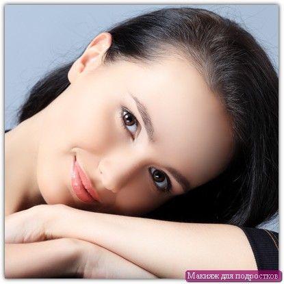Šminke za adolescenti: Primjer №7