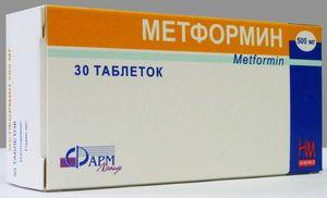 Metformin indikacije za uporabu - Upute