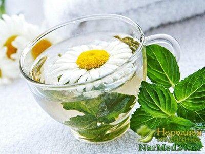 Ceaiul de musetel - medicina tradițională în tratamentul hiperprolactinemiei