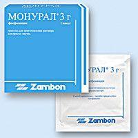Monural - sredstvo za liječenje cistitisa