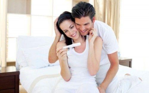 co den po početí lze určit těhotenství