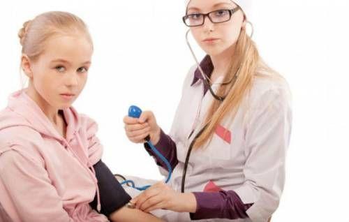 Krvni pritisak djeteta