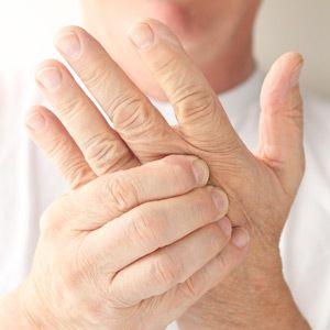 Necitlivost končetin - rukou a nohou, hlavy, obličeje a jiných částí těla