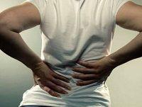 Hlavní příčiny bolesti v bederní oblasti