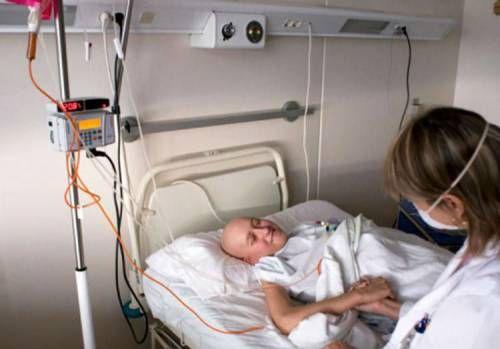 Pacijent s leukemijom