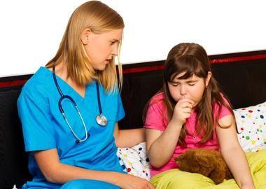 Liječnik dijagnosticira bolest u djevojčica