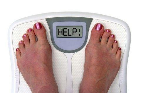 višak težine