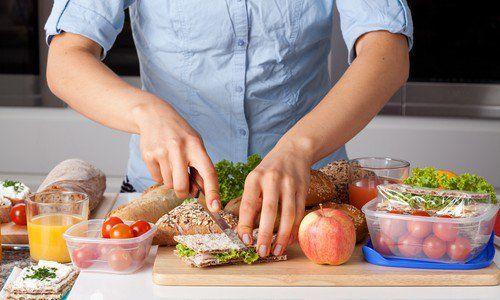 Potraviny pro prostaty