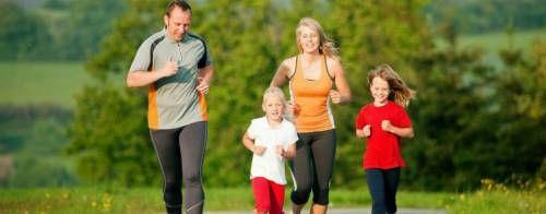 Jutro trčati za cijelu obitelj