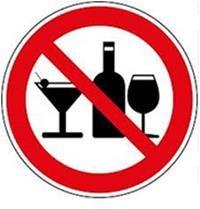 Zdržet alkoholických nápojů