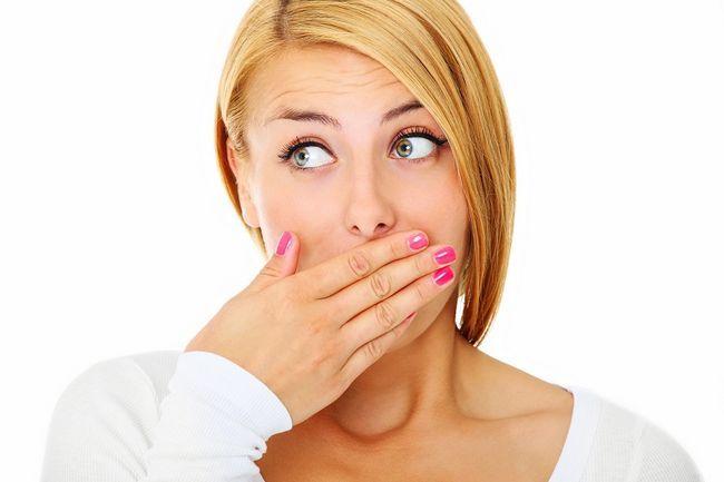 Dôvody pre kyslú chuť v ústach