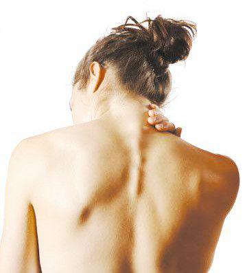 Prejavy a liečba cervikotorakální osteochondróze