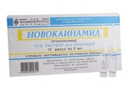 Procainamid indikacije za uporabu - Upute