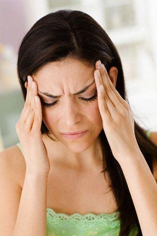 Self-masáž pro migrénu.