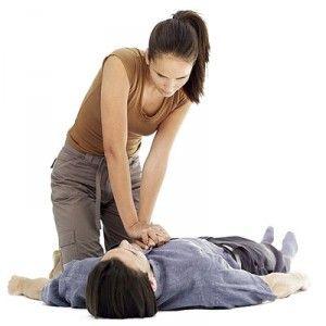 Kardiopulmonální resuscitace provádění algoritmu, terminální stavy