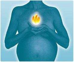Léčba pálení žáhy v těhotenství