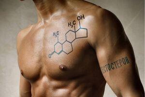 Charakteristika hormonu testosteronu