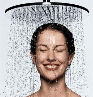 Záchrana z 100 neduhy přes sprchy