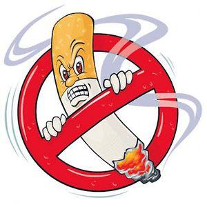 Přípravky proti kouření