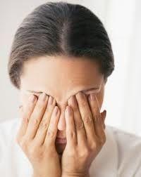 Cvičení pro relaxaci oko