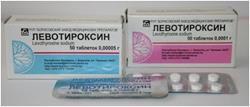levothyroxin