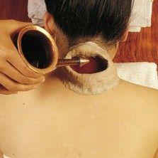 Zahřátí s krční osteochondróza