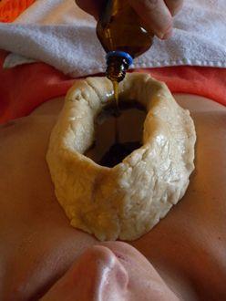 Uro Basti na hrudníku v oblasti srdce