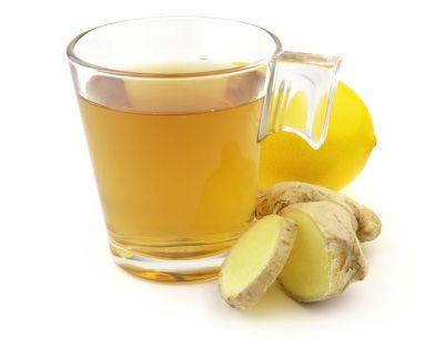 Đumbir piće s limunom i medom