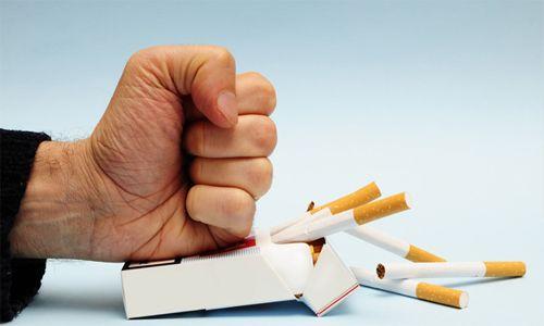 nikotin vlijaet na zachatie